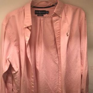 Ralph Lauren Dress Shirt XL